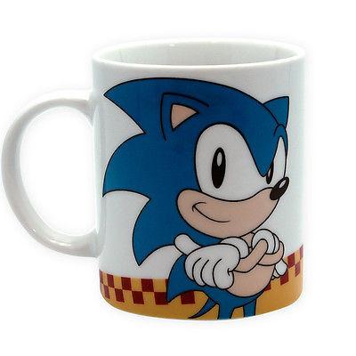 3760116326834 Tasse Mug Sonic The Edgehog