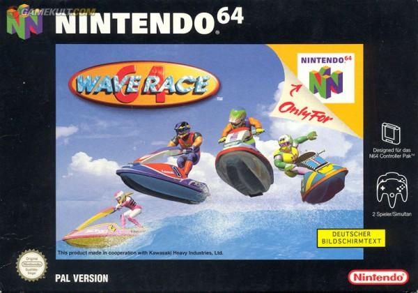 5510101349 Wave Race N64