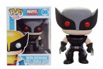 830395022772 Figurine funko Pop - Marvel 05 - Wolverine