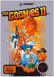 5510101353 The Goonies 2 FR NES