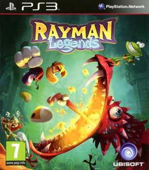 3307215842218 Rayman Legends FR PS3