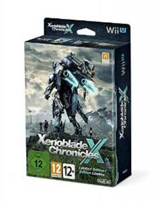 45496335090 Xenoblade Chronicles X FR Wiiu