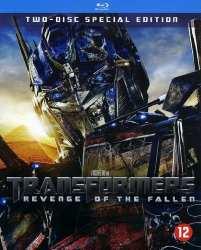 8714865331361 Transformers Revenge Des Dechus (Shia labeouf) FR BR