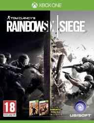 3307215889329 R6 Tom Clancy Rainbow Six The Siege FR XBOne