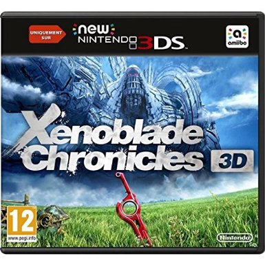 45496527686 Xenoblade Chronicles FR 3DS
