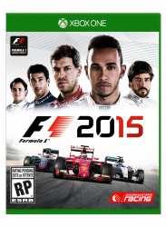 5024866364033 Formula F1 2015 FR Xbone