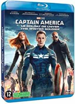 8717418533588 Captain America II 2 Le Soldat De L Hiver FR BR