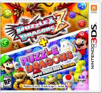 45496527785 Puzzles And Dragons FR 3DS