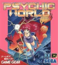 5510101550 Psychic World FR Game Gear