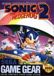 5510101554 Sonic 2 Game Gear FR Sega Game Gear