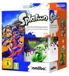 45496334543 Splatoon Collector + Amiibo