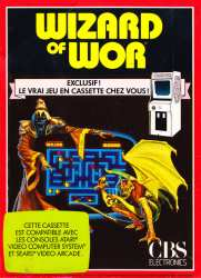 5510101597 Wizard Of Wor Atari 26