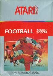 5510101600 Football Real Soccer Atari 26