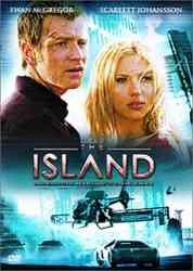 7321952717307 The Island FR DVD