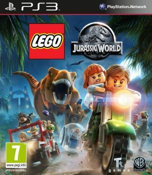 5051888210918 Lego Jurassic World FR PS3
