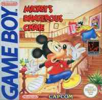 5510101607 Mickey S Dangerous Chase FR GB