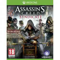 3307215894187 C Assassin S Creed Syndicate FR XBone