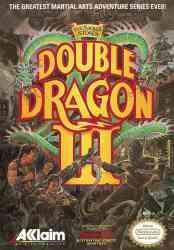 5510101664 Double Dragon 3 III FR NES