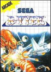 4974365635220 R-Type FR Sega Master System MS