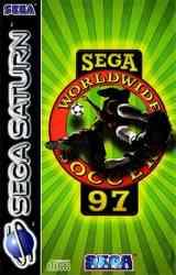 4974365811129 Sega Worldwide Soccer 97 FR Saturn