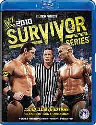 5021123142038 Ww 2010 Survivor 2 Disc Set Series FR BR