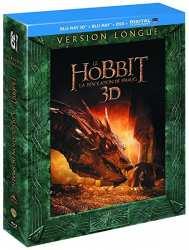 5051888198759 Le Hobbit La Desolation De Smaug 3D FR BR