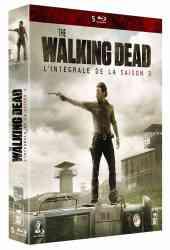 3700301038005 Walking Dead Integrale Saison 3 FR BR