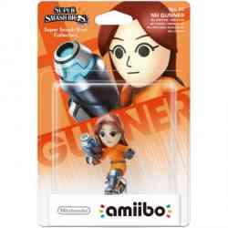 45496353124 Figurine Amiibo Mii Gunner 5