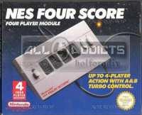 45496620103 intendo Nes Four Score Multitap NES
