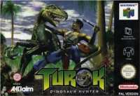 3455196408227 Turok Dinosaur Hunter FR N64