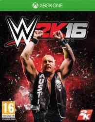 5026555296977 WWE (Smackdown) 2K16 FR XBone