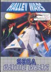 5510102145 Halley Wars FR Sega Game Gears
