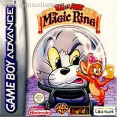 5510102150 Tom And Jerry Magical Ring FR GB