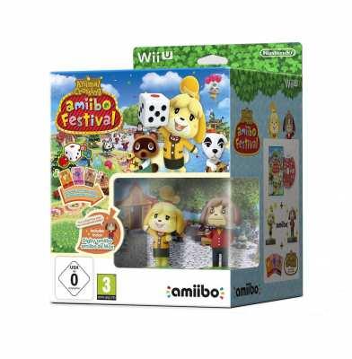 45496334994 nimal Crossing Amiibo Festival Wii U
