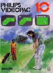 5510102169 Cartouche golf Philips Videopac 1