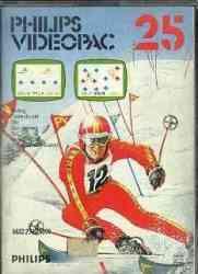 5510102171 Cartouche ski Philips Videopac 25