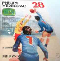 5510102173 Cartouche Volleyball Philips Videopac 28