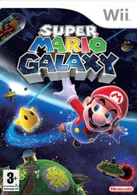 45496363949 Super Mario Galaxy FR Wii