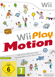 5510102178 Wii Play Motion  FR Wii