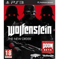 93155148666 Wolfenstein The New Order FR PS3