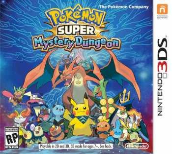 45496529659 Pokemon Super Mystery Dungeon 3DS