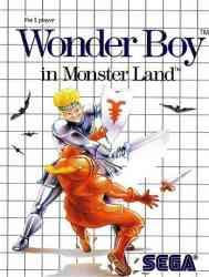 4974365634261 Wonderboy III In Monsterland FR MS