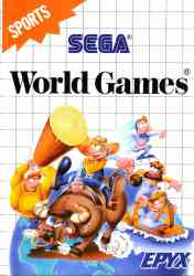 4974365633141 World Games FR MS