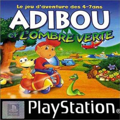 7117192832258 dibou Et L Ombre Verte FR PS1