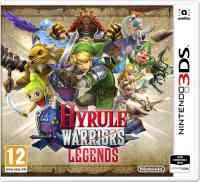 45496472054 Hyrule Warriors legends FR 3DS