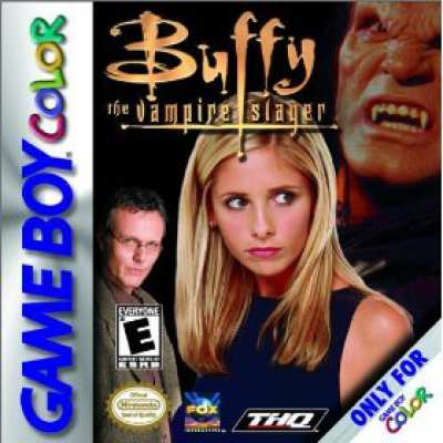 5510102229 Buffy The Vampire Slayer GBC
