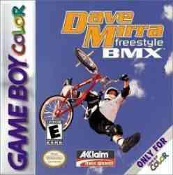 5510102231 Dave Mirra Free Style Bmx GBC