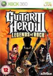 5510102247 Guitar hero 3 legends of rock XBOX36