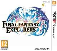 5021290071421 FF Final Fantasy Explorers FR 3ds
