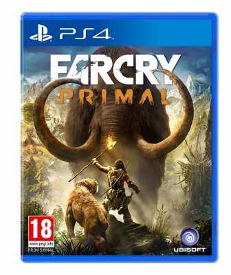 3307215941737 Far Cry 4 Primal FR PS4